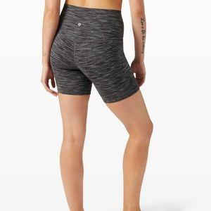 """NWT Lululemon Align Shorts 6"""" Size 6"""